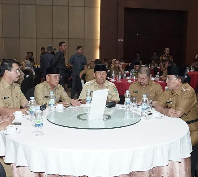 Pemkab Inhil Raih Penghargaan WTP LKPD Tahun 2018